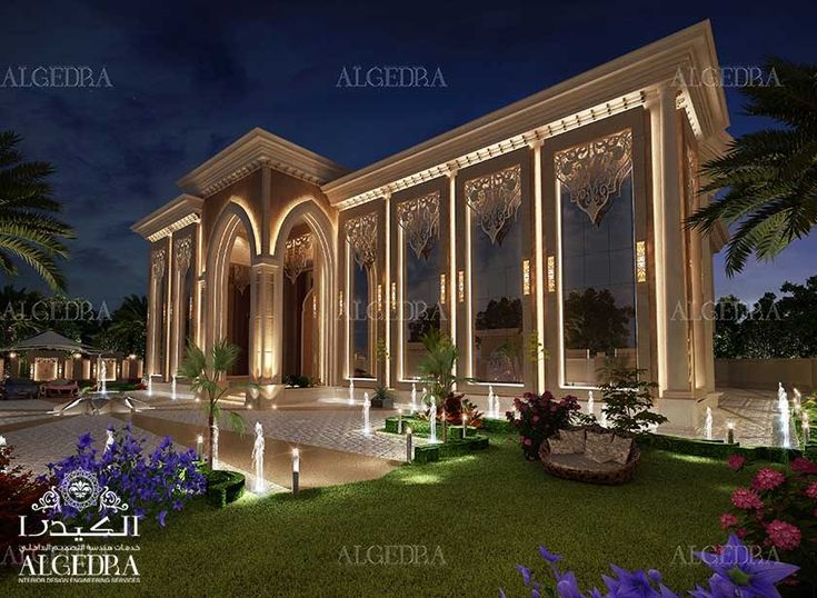 Designs Gallery  ALGEDRA  Morroccan style  Exterior