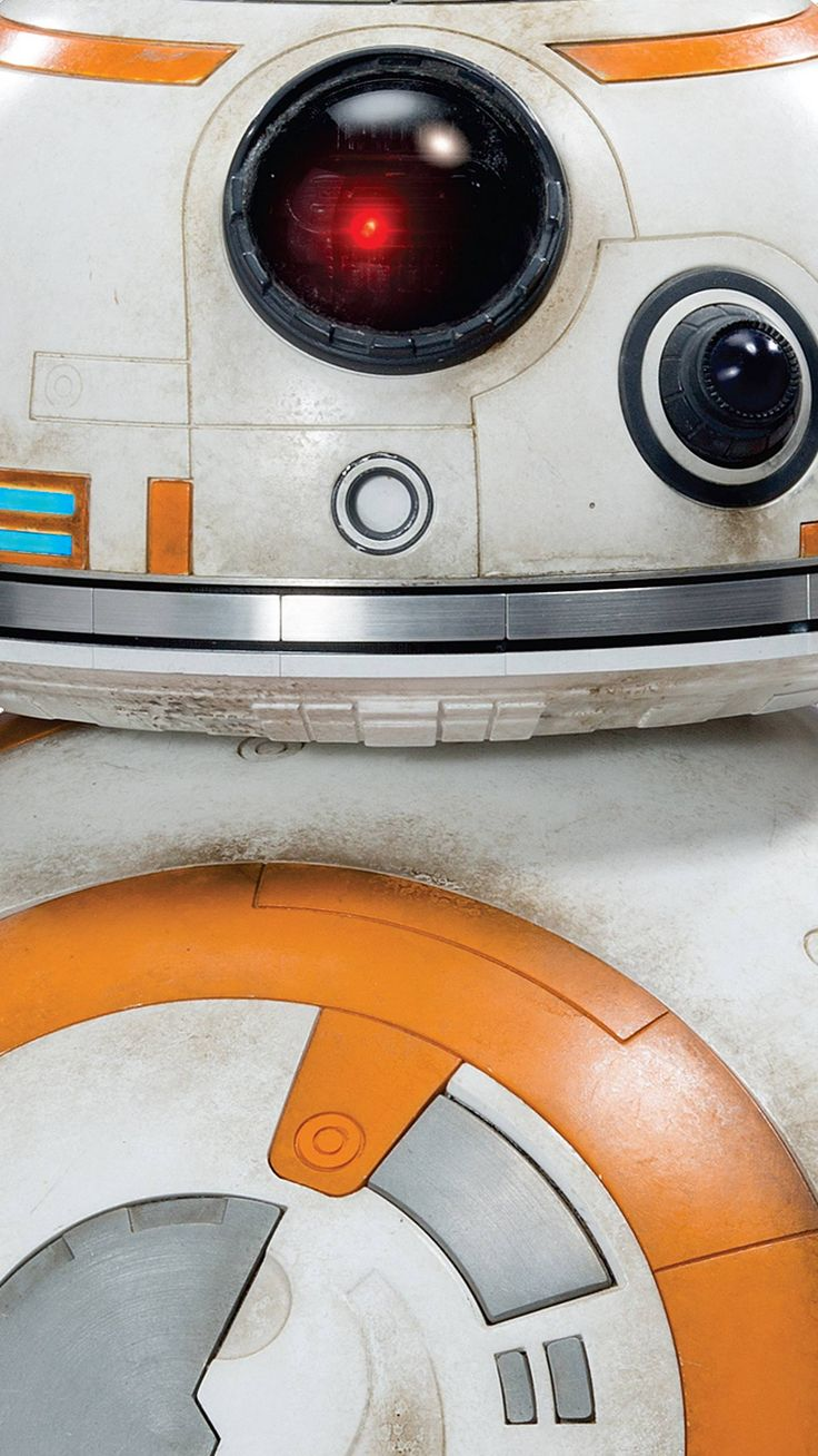 BB-8 Droid Star Wars Movie Android Wallpaper | Android ...