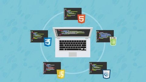 The Web Developer Bootcamp is one of the best web development courses. Learn to use HTML, CSS, JavaScript, Node, and More in your web development projects.