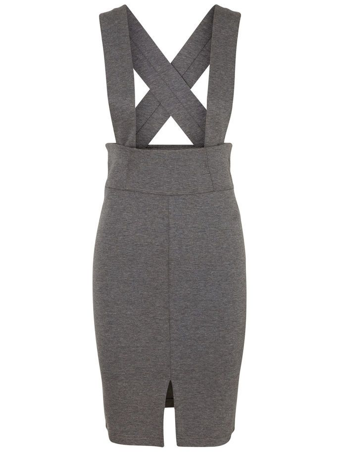 Super cool dress from Noisy may to wear over a long sleeved blouse.