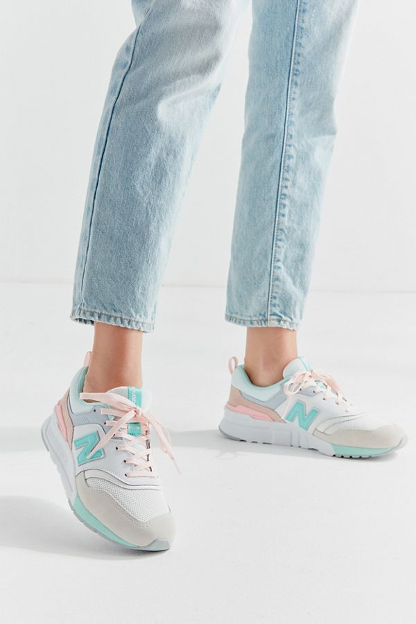 New Balance 997h Sneaker Sneakers Fashion Outfits Leather Shoes Woman Sneakers