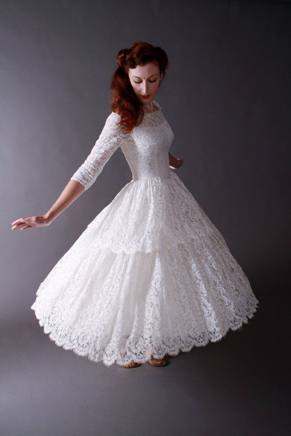 1000 ideas about chantilly lace on pinterest lace silk for Lace winter wedding dresses
