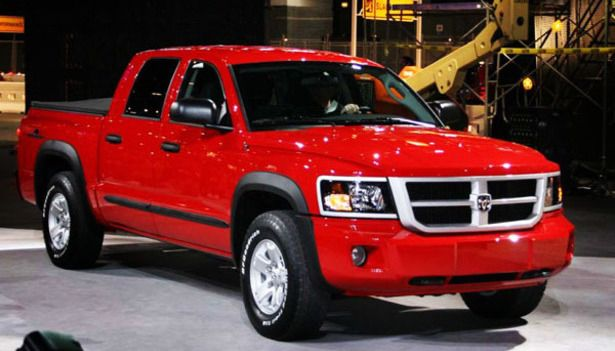 2016 Dodge Dakota - exterior design