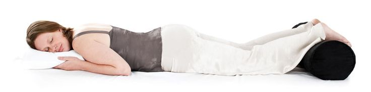 The Mumanu Pillow is ideal for relieving back pain when you lie on your front by placing it under your feet. Also ideal for Diabetics