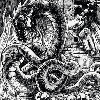 Blackened metal ov death from Edmonton, Alberta.