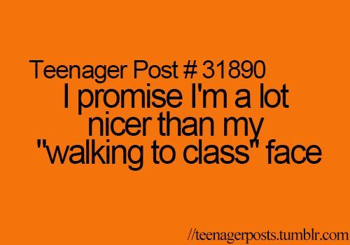 Haha, actually very true.