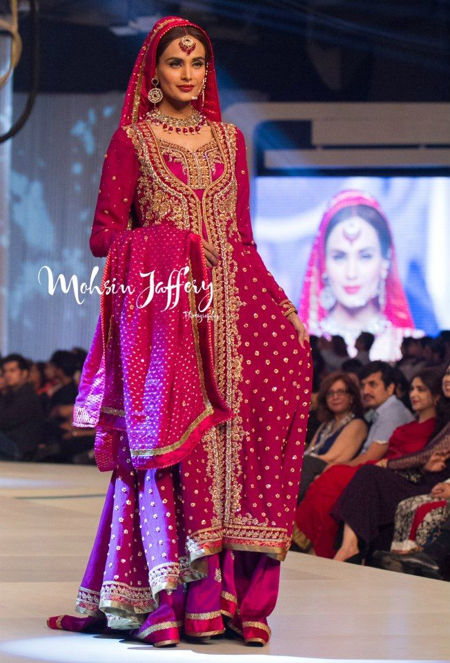 Very Classic Pakistani Bride!!!