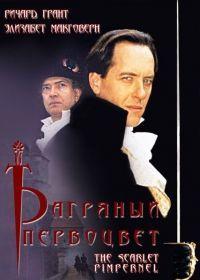 Английский сериал Багряный первоцвет онлайн бесплатно в хорошем качестве на русском. Смотреть Багряный первоцвет!