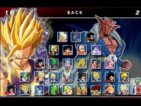 Dragon Ball Fierce Fighting 2.9 - Gohan (Super Saiyan) vs Dabura