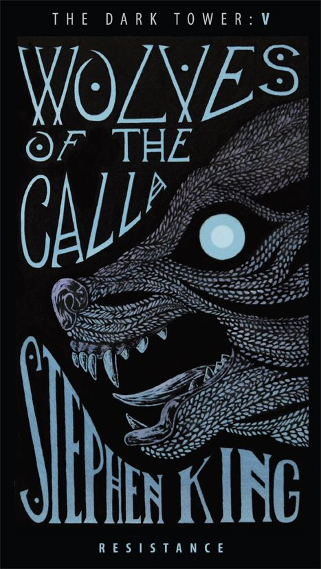 Wolves of the Calla cover by Alex Roday
