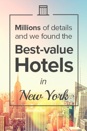 We've made the hunt for hotels much easier by doing the hard work for you - so you get the Best Bang for Your Buck!   We analyze PRICE, LOCATION & REVIEWS to come up with a List of the TOP 20 HOTELS for you to consider.