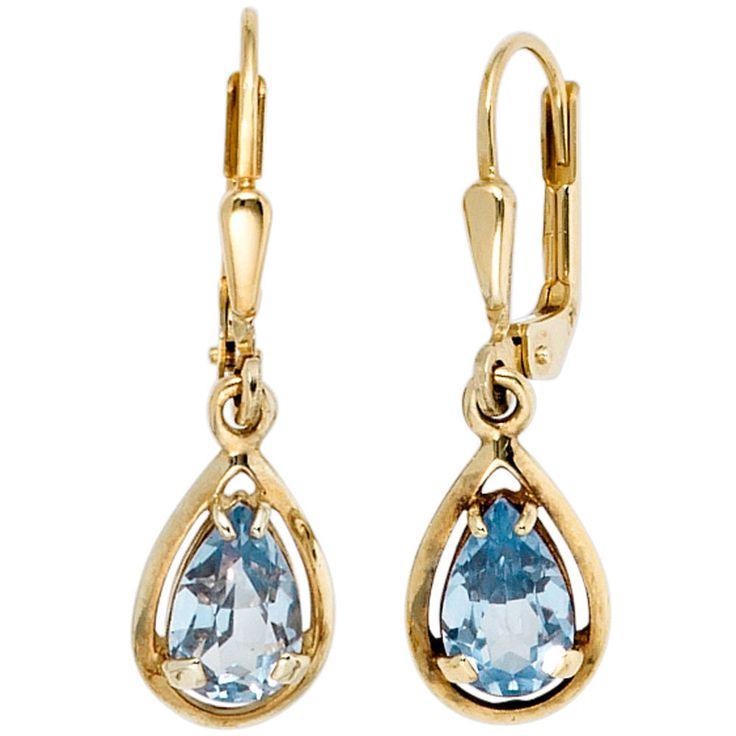 Boutons 333 Gold Gelbgold 2 Spinelle blau Ohrringe Ohrhänger http://www.ebay.de/itm/Boutons-333-Gold-Gelbgold-2-Spinelle-blau-Ohrringe-Ohrhaenger-A32743-/151814886277?ssPageName=STRK:MESE:IT