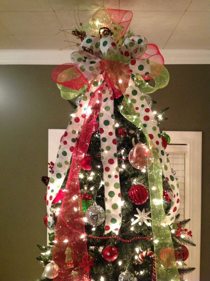 1000 ideas about diy tree topper on pinterest tree. Black Bedroom Furniture Sets. Home Design Ideas