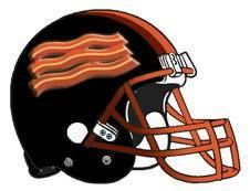 Baconeers Team?  Are you watching all the pre-season NFL games? Just imagine if someone created a team all about Bacon, would you be a fan? I would make a couple of pounds of Bacon to munch on while I watch the game!