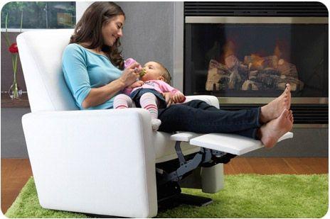 Monte Design | modern nursery furniture | modern glider chairs | rockers | recliners | beds | ottomans