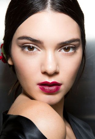 Brides are swapping the classic red lip for a fun, dramatic berry lip. +71% YoY.