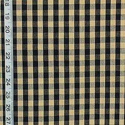 Checks From Brick House Fabric Novelty Fabric