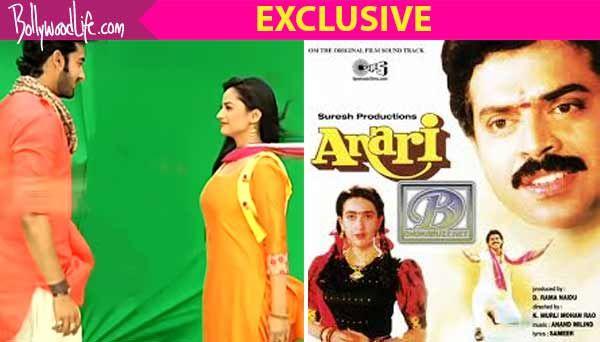 Sony TV's Jat Ki Jugni inspired by Karishma Kapoor-Venkatesh's Anari? #FansnStars