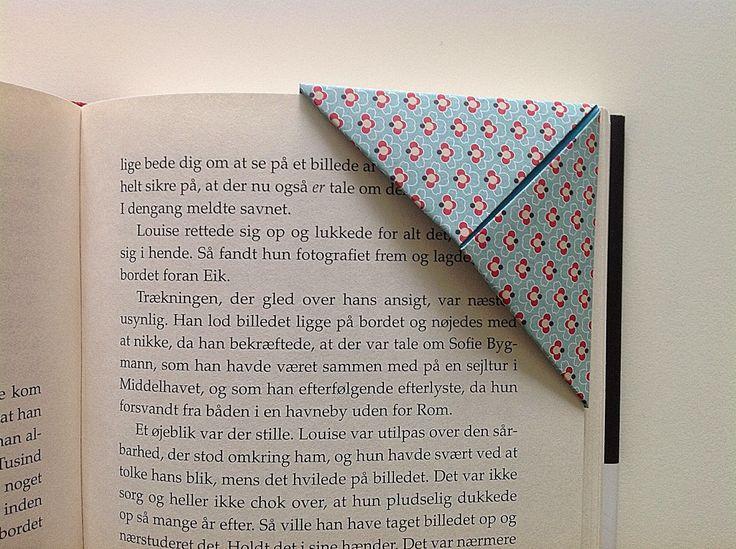 Bellas bedrifter: Super-nemme origami-bogmærker...