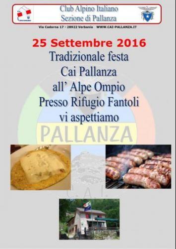 """SAN BERNARDINO VERBANO - """" Tradizionale Festa all'Alpe Ompio """"   Distrettolaghi.it"""