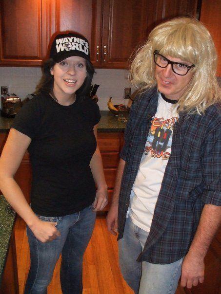 Wayne and Garth, Wayne's World costume