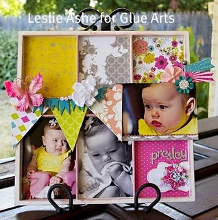 Beautiful keepsake box made with #GlueArts Glue Glider Pro with Extreme Tac and our U Cut It Foam. Designed by @Leslie Ashel: Keepsake Boxes, Trays Art, Leslie Ashel, Shadowbox, Altered Trays, Printer Trays, Shadows Boxes, Altered Art, Paper Crafts
