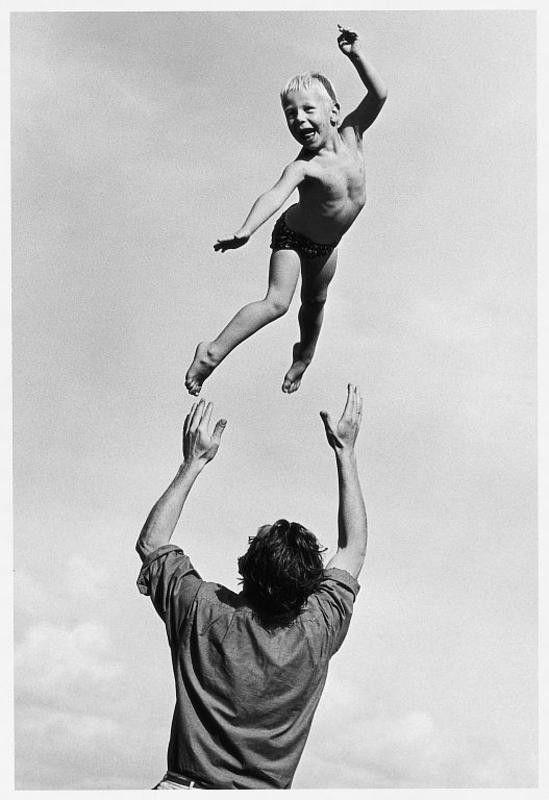 'Simon and Martin' 1965 | Marti Friedlander