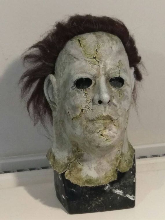 michael myers mask rob zombie halloween price reduced for a limited time only - Rob Zombie Halloween Mask For Sale
