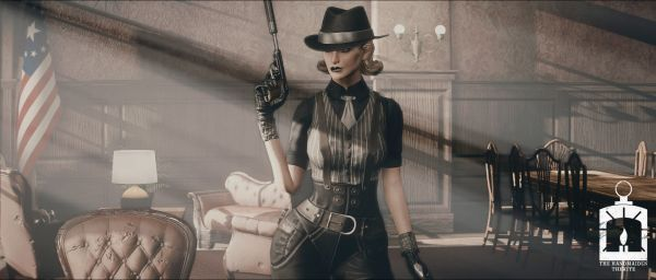 TheKite's Handmaiden   Fallout 4: Mods   Fallout, Fall out 4