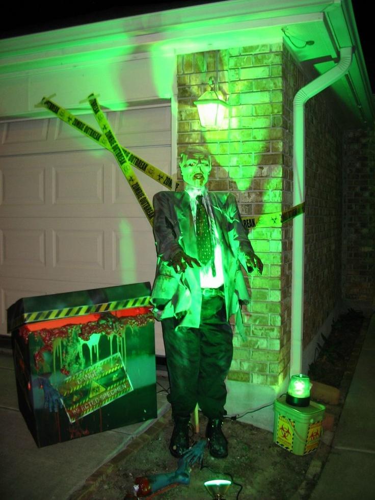 78 Best Images About Halloween Biohazard On Pinterest