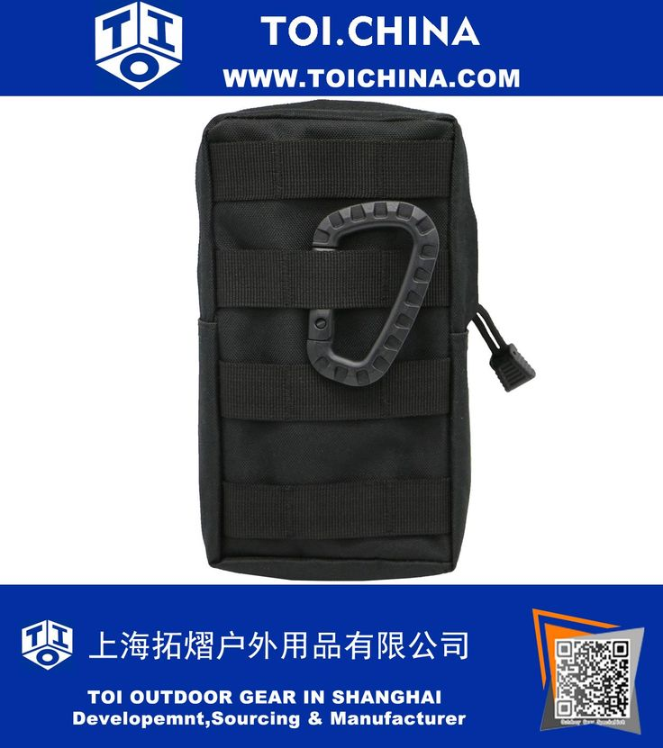 Tactical Molle Accessory EDC Pocket Pouch, TY-EM040