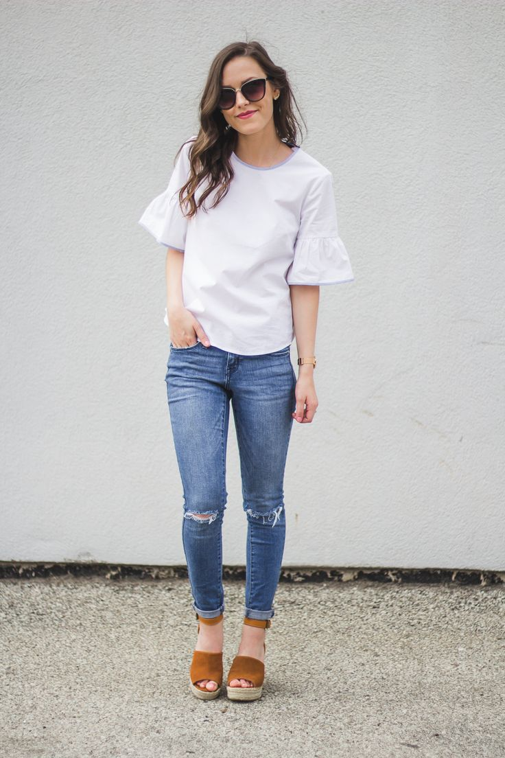 17 Best Ideas About Tan Wedges Outfit On Pinterest Comfy