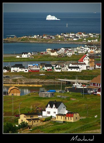 Bonavista,Newfoundland,Canada Met the nicest people here. Stayed at B+B the owner served, shrimp that he caught, at midnight!
