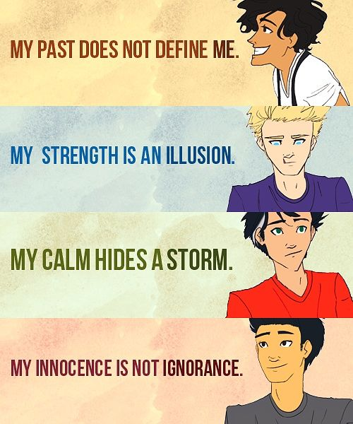 funny percy jackson | love these quotes d leo my past does not define me