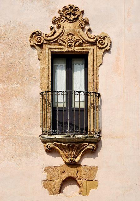 Baroque Balcony | Erice - Sicily