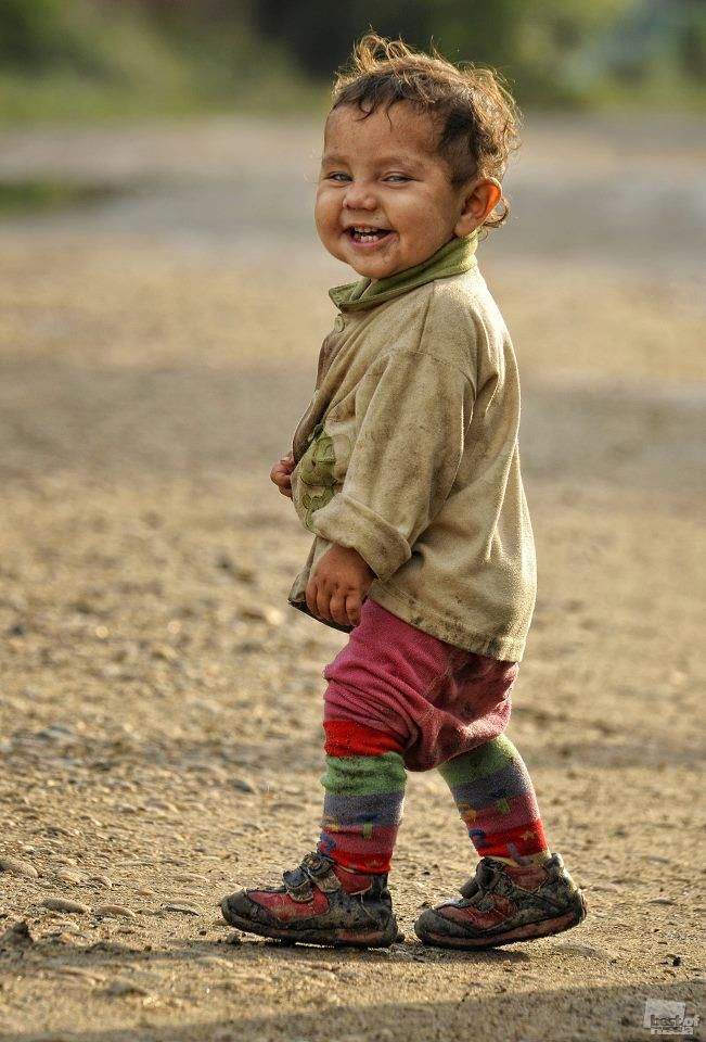 SMILES FROM AROUND THE WORLD Me encanta la sonrisa de un niño feiz