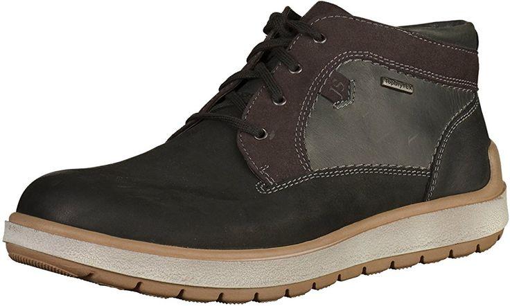 Josef Seibel 14520JE994 - Zapatos con Cordones para Hombre, Color Marrón (Castagne/Moro 176), Talla 42 EU