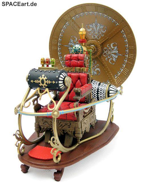 Die Zeitmaschine: Zeitmaschine - Display Modell, Fertig-Modell ... http://spaceart.de/produkte/ztm005.php