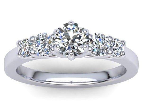 R058 Ardelle Engagement Ring