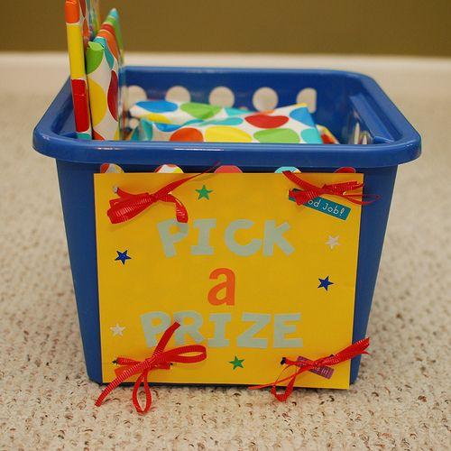 """Catch them being good""- Reward System for Preschoolers"