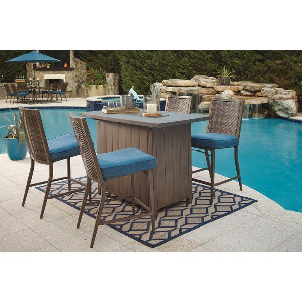 Where To Buy Goufes Bar Set By Bay Isle Home Furniture
