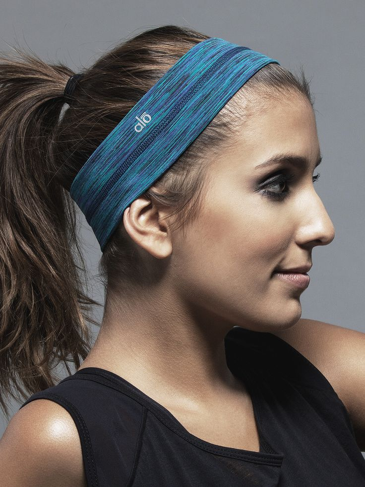 Alo Yoga No Sweat Headband in Fresh