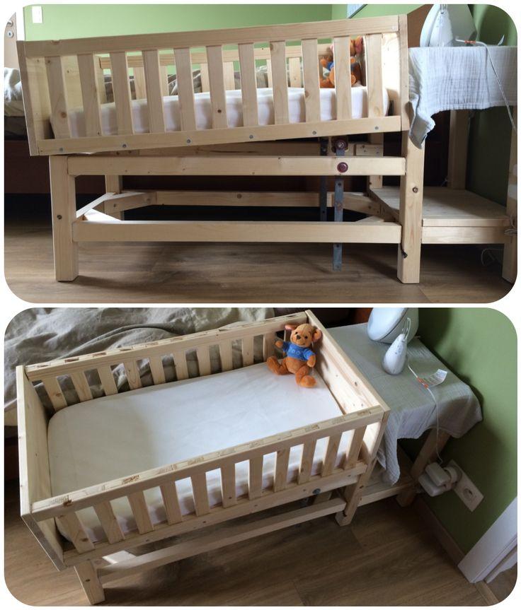Made With Love For Finn Diy Verstelbaar Baby Bedje