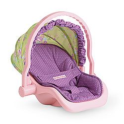 For Hannah. Looks better than the target one. American Girl® Accessories: Bitty's Travel Seat