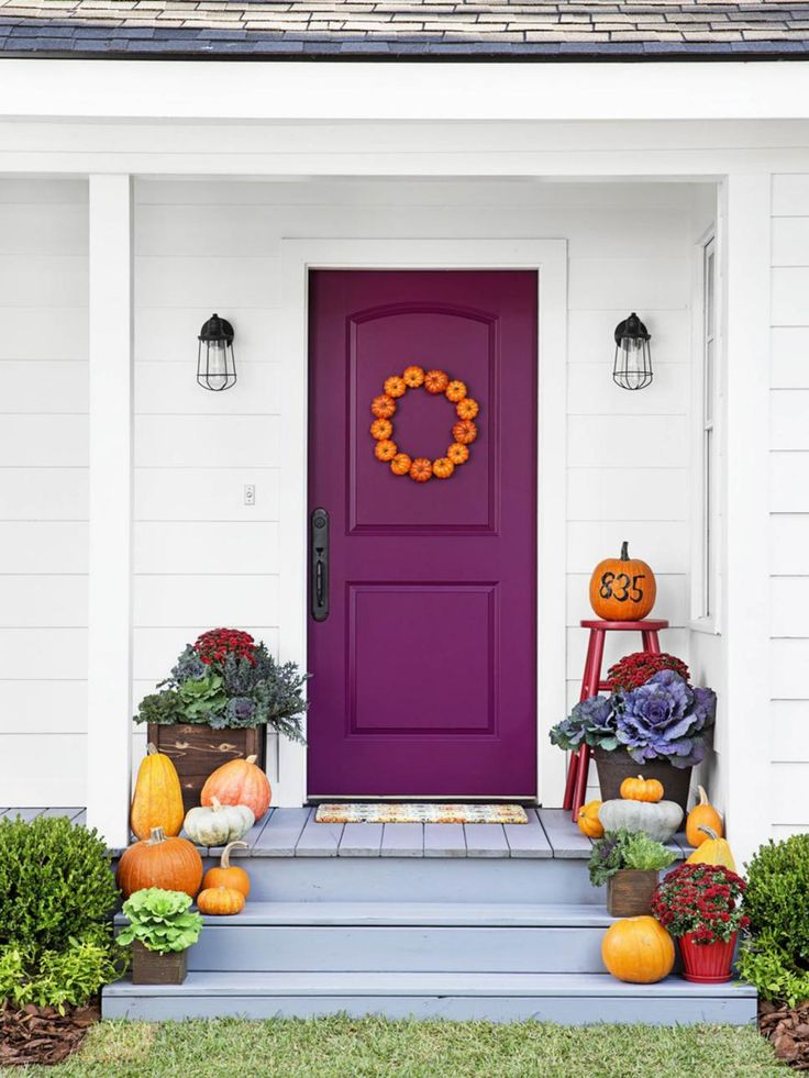 149 best Curb Appeal images on Pinterest | Curb appeal Front doors and Front porches & 149 best Curb Appeal images on Pinterest | Curb appeal Front ... pezcame.com