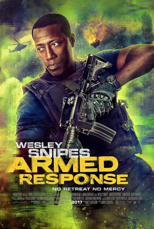 Armed Response (2018) Full Movie Streaming HD