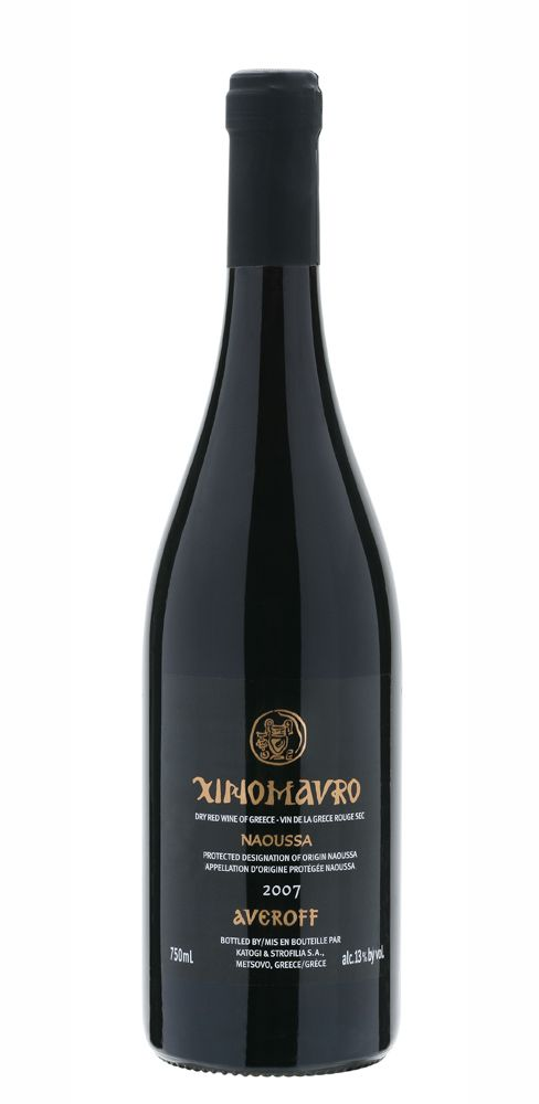 Katogi Averoff Xinomavro Red Wine