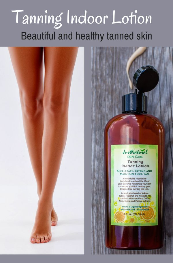 Best Tanning Oil Natural