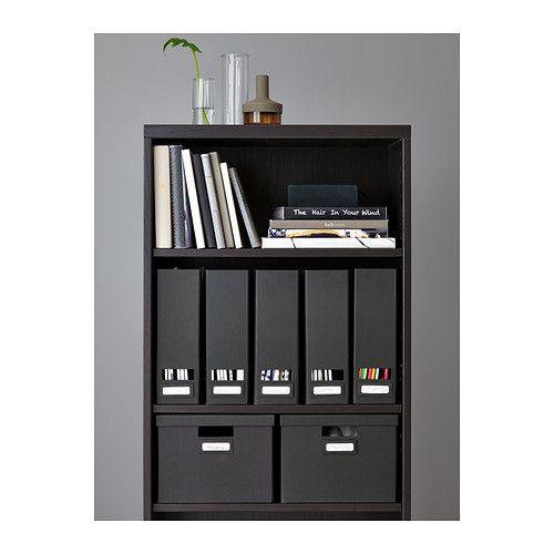 TJENA Portariviste - nero, - - IKEA