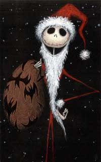 *JACK SKELLINGTON ~ The Nightmare Before Christmas, by: Tim Burton